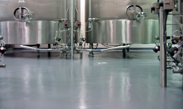 Food and Beverage flooring