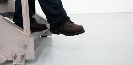 Skid Resistant Flooring Guide - Cornerstone Flooring